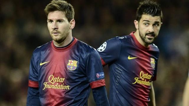 Liga - Villa: There was no Messi issue