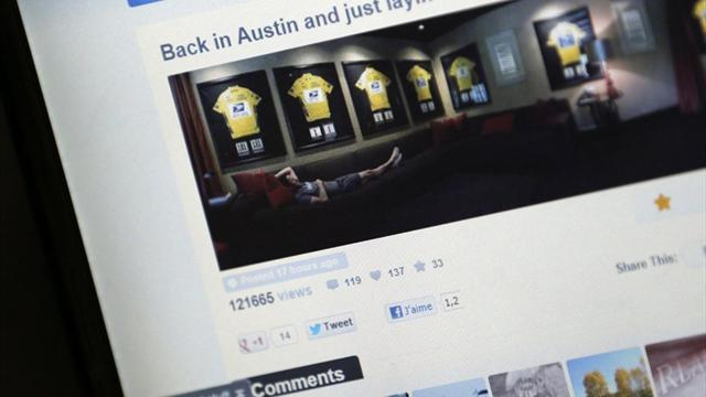 "Radsport - Armstrong provoziert via ""Twitter"""