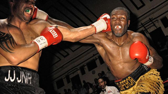 Boxing - Emperor Edwards crowned Southern Area king; Pryce rolls back the years