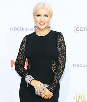 """Christina Aguilera: I Was Forced to Be """"Toothpick Thin"""" in 2002"""