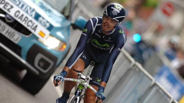 Lopez signs for Team Sky