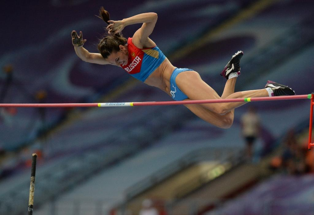 Injury puts Isinbayeva's return on hold