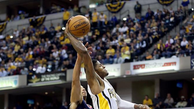Atlanta Hawks v Indiana Pacers - Game One