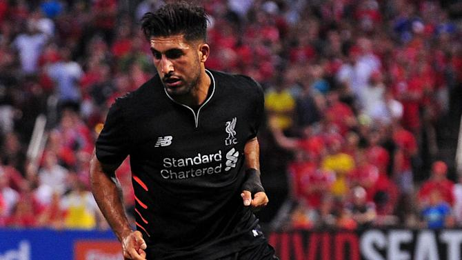 Liverpool Midfielder Emre Can to Miss Upcoming Internationals After Picking Up Foot Injury