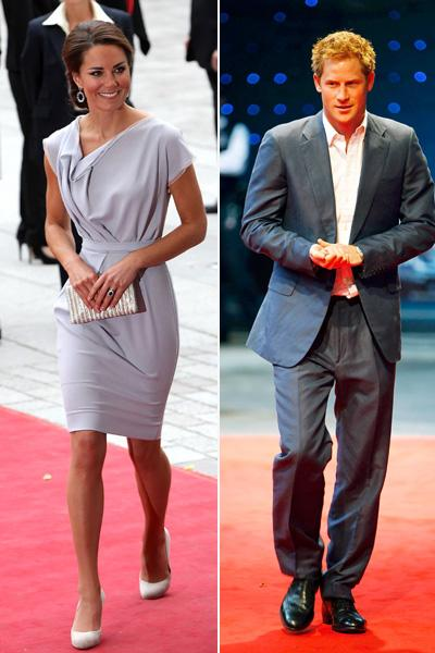Kate Middleton was voted the No. 1 most stylish person, marking her third time on Vanity Fair's annual International Best-Dressed List. Ther real surprise however, was the debut of her brother-in-law,
