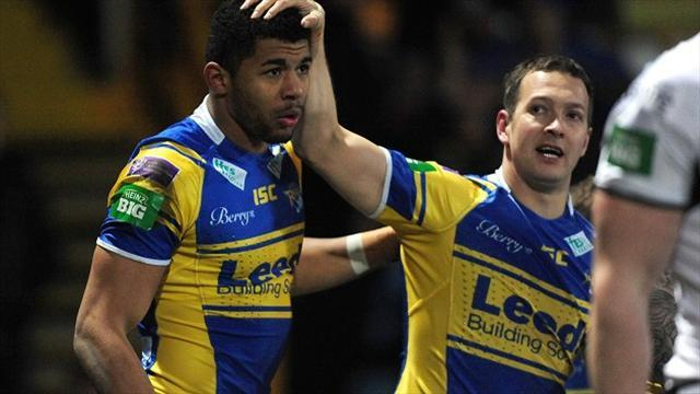 Rugby League - Five things to look out for in Super League this weekend