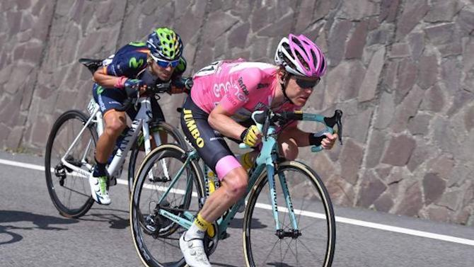 Interview: Giro d'Italia leader believes cycling is clean