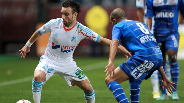 Ligue 1: Troyes stun Marseille in league