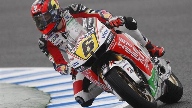 Motorcycling - Bradl: Rookie year surpassed expectations