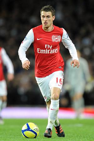 Aaron Ramsey recognises Robin van Persie's worth to Arsenal