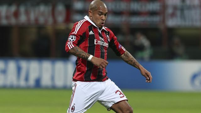 Serie A - Milan eye replacement for injured De Jong