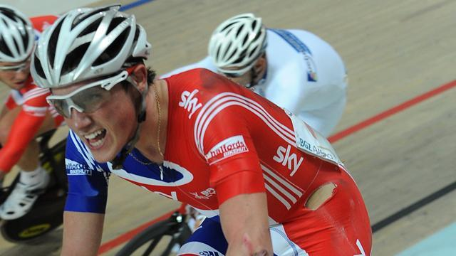 Cycling - Kennaugh admits to missing Cavendish