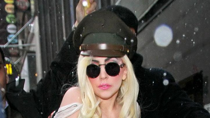 Lady Gaga GMA