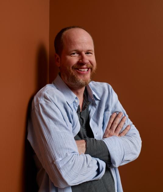 Joss Whedon of 'Much Ado About Nothing' poses at the Guess Portrait Studio during 2012 Toronto International Film Festival on September 9, 2012 in Toronto -- Getty Images