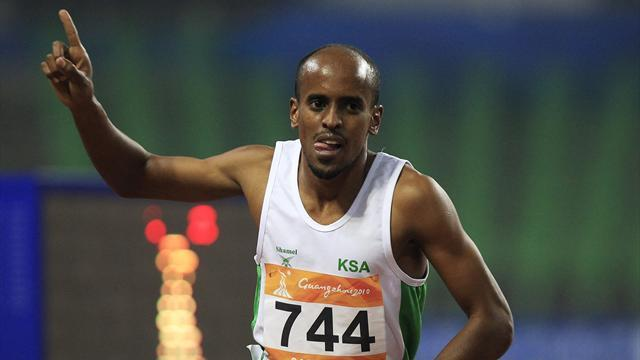 Athletics - Saudi Arabia ban two over suspect biological passports