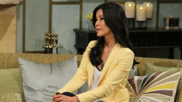 Lisa Ling visits Access Hollywood Live on June 25, 2012 -- Access Hollywood