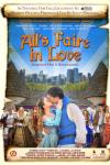 Poster of All's Faire in Love