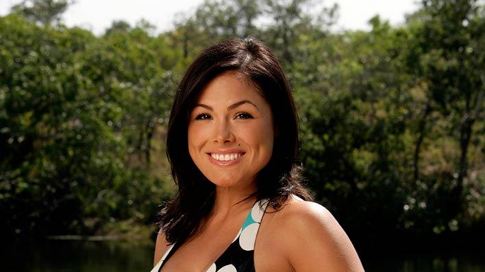 Carolina Eastwood, bartender from West Hollywood, CA, is one of the 16 castaways set to compete in Survivor: Tocantins-The Brazilian Highlands.