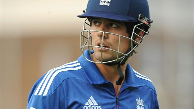 Cricket - Nasser Hussain right to brand England showing 'pathetic'