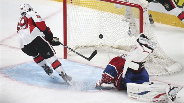 Ice Hockey - Senators clinch series against Canadiens