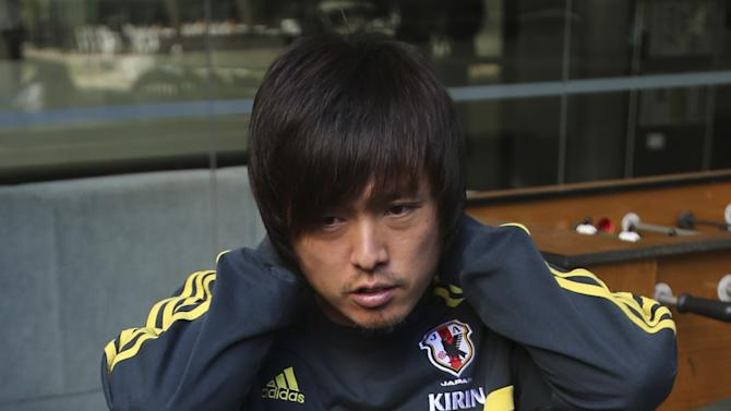 Brazil Soccer Confed Cup Japan