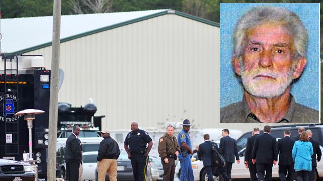 Ala. Hostage Taker Planted Bombs in Bunker, FBI Says