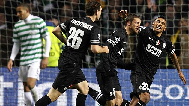 No chance for Celtic against contenders Juventus