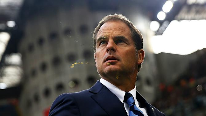 De Boer: Nobody is in charge at Inter