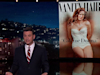 Jimmy Kimmel Spoofs Caitlyn Jenner Vanity Fair Cover With Donald Trump (Video)