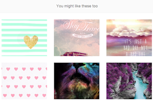 How to Get Started With We Heart It [Complete Guide] image Images you Might Like on We Heart It