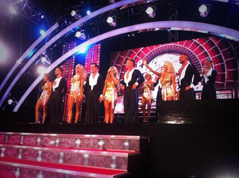 The 'Strictly Come Dancing' 2013 pro line-up! Copyright [BBC Strictly Twitter]