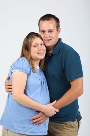 Anna and Josh Duggar -- TLC
