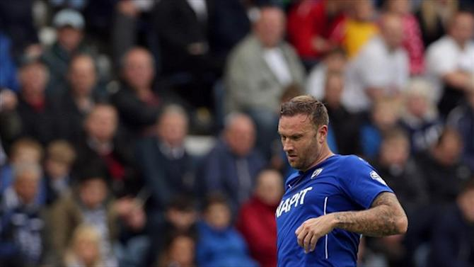 Football - Evatt extends Spireites stay