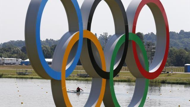 Olympic Games - Greece proposes amateur ban in state funding protest