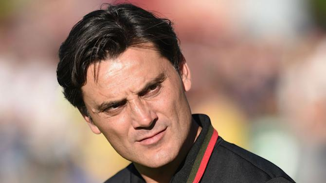 Bayern win 'a small foundation' for Montella's Milan