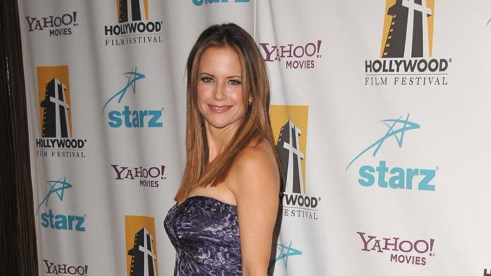 Hollywood Film Festival Awards 2007 Kelly Preston