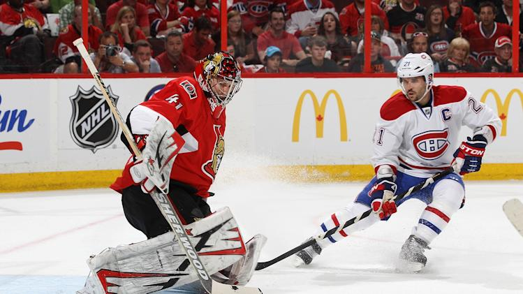 Montreal Canadiens v Ottawa Senators - Game Three