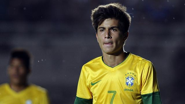 Serie A - Bebeto's kid Mattheus has signed for Juventus, says agent