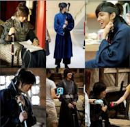 'Faith' Lee Min Ho's particular affection for his sword