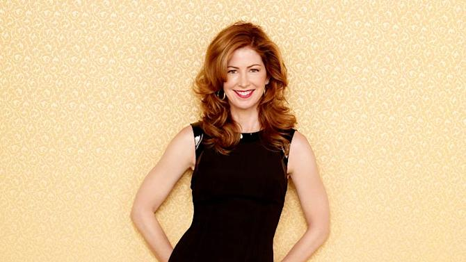 Dana Delany stars as Katherine Mayfair in Desperate Housewives.