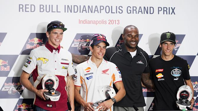 MotoGp Red Bull U.S. Indianapolis Grand Prix - Qualifying
