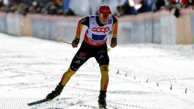 Nordic Combined - Frenzel completes fine World Cup with team sprint win