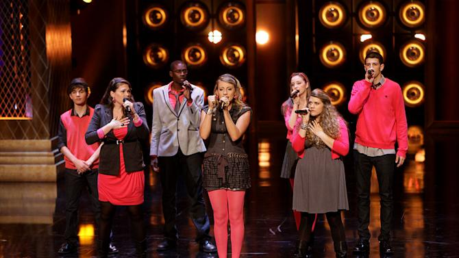 """Eleventh Hour on the second season of """"<a href=""""/baselineshow/4738783"""">The Sing-Off</a>."""" Recognized as one of the nation's top high school a cappella groups, Eleventh Hour's studio recordings have been featured on Best of High School A Cappella and have won two Contemporary A Cappella Recording Academy awards. Eleventh Hour opened for LeAnn Rimes and The Beach Boys, plus sang backup for Kenny Loggins. The singers' youth and energy combine with musicianship that is beyond their years."""