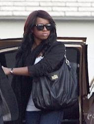 Earlier this month it emerged that Whitney Houston had left all of her assets to her daughter Bobbi Kristina (pictured on February 17), born from her troubled marriage to singer Bobby Brown, who gets nothing. Bobbi Kristina, who is currently 19, will inherit the proceeds from all of the late singer's money, furniture, clothing, personal effects, jewelry, and cars, according to the will