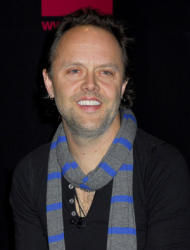 Lars Ulrich touched by disabled fan's Metallica documentary