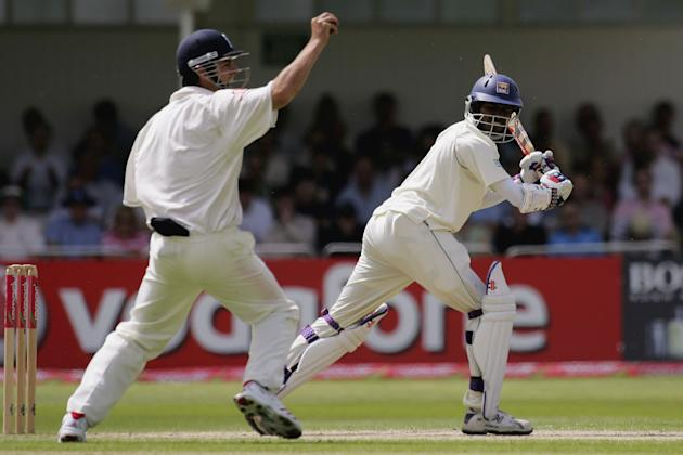 3rd Test: England v Sri Lanka - Day Three