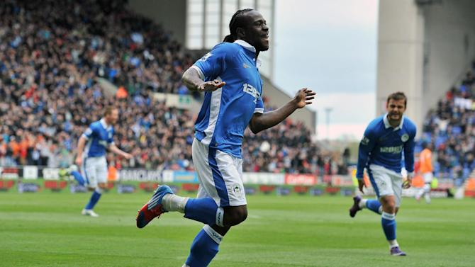 Wigan's Victor Moses is among Chelsea's transfer targets this summer
