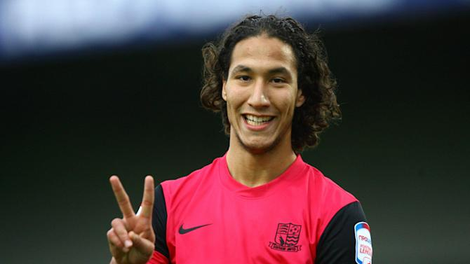 Bilel Mohsni is anxious to play at a higher level before retiring