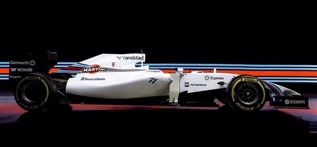 FW36 Williams