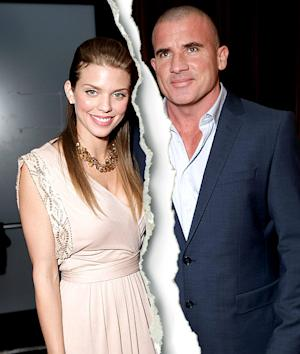 AnnaLynne McCord, 25, and Dominic Purcell, 42, Split After 15 Months
